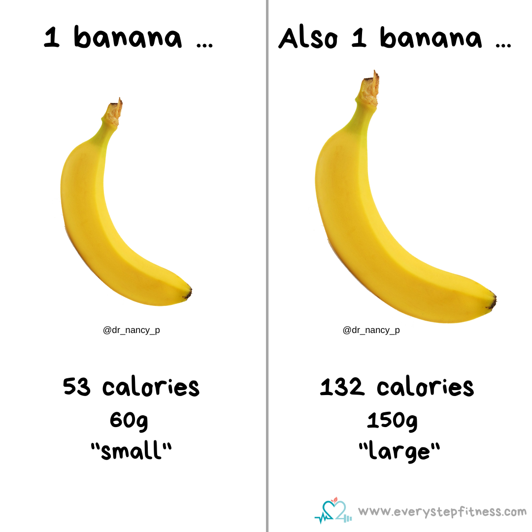 Just A Banana Every Step Fitness